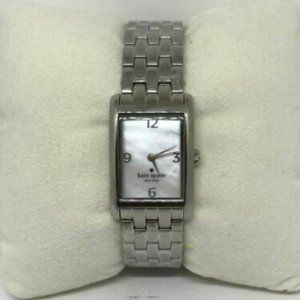 Kate Spade Women Analog Silver Dial Wrist Watch T8